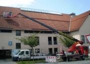 LKW-Arbeitsbühne-Bison-P-300-KS-Dacharbeiten
