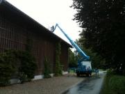 LKW-Arbeitsbühne-Bison-TKA-28-KS-Dacharbeiten