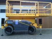 Scheren-Arbeitsbühne-Haulotte-Compact-12DX